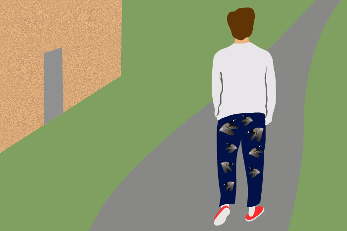 Patterns on My Pants: TU/TD