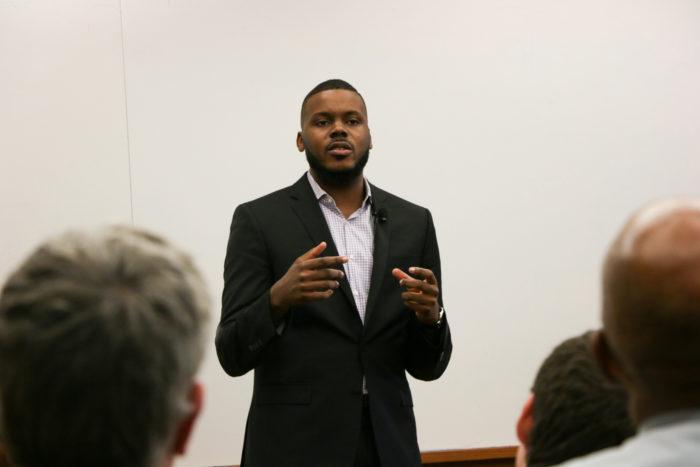 Stockton Mayor Michael Tubbs Discusses Building Community