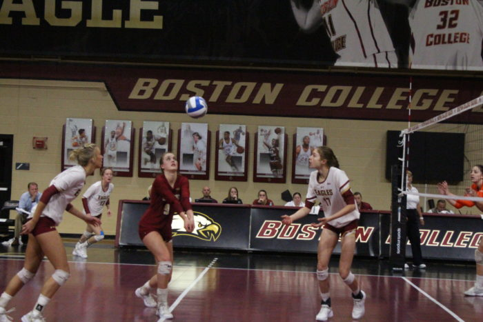 Eagles Defeat Virginia Tech, Fall to Virginia Over the Weekend