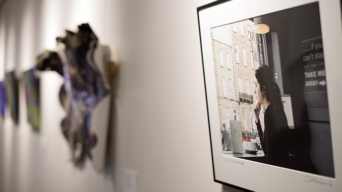 Art Club Exhibition Features Infinite Complexities