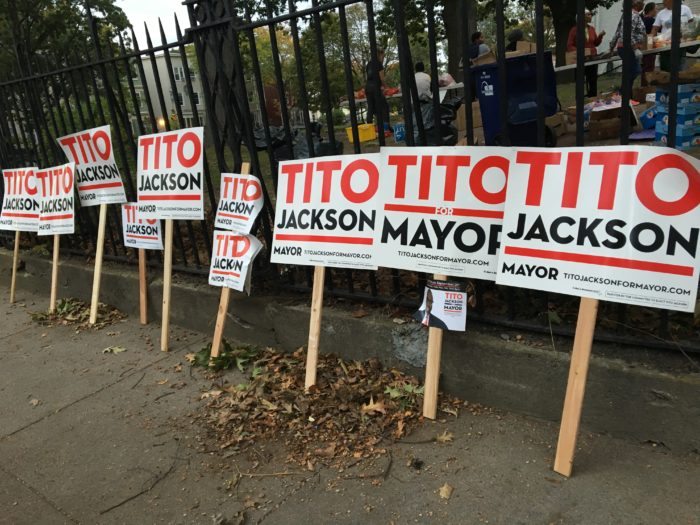 In Dorchester Forum, Walsh and Jackson Detail Visions for Boston