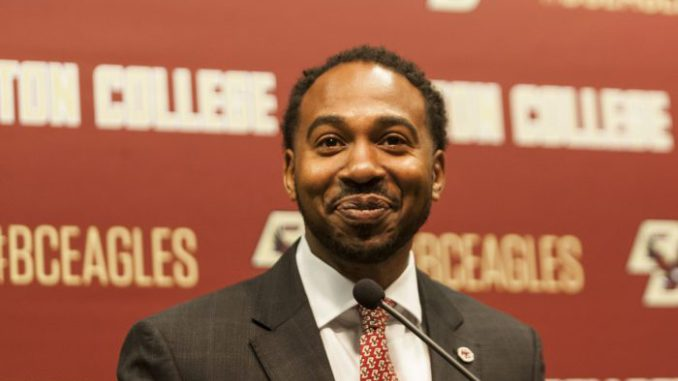 Martin Jarmond Is Already Changing the Culture of BC Athletics