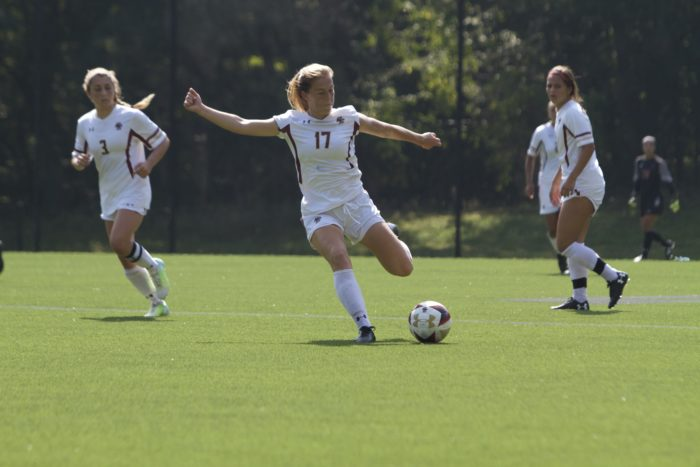 Eagles Earn Third ACC Victory at Miami