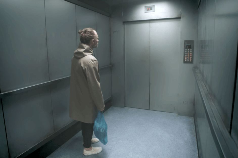 Radiohead's Music Video for 'Lift' Slowly Descends Into the Surreal