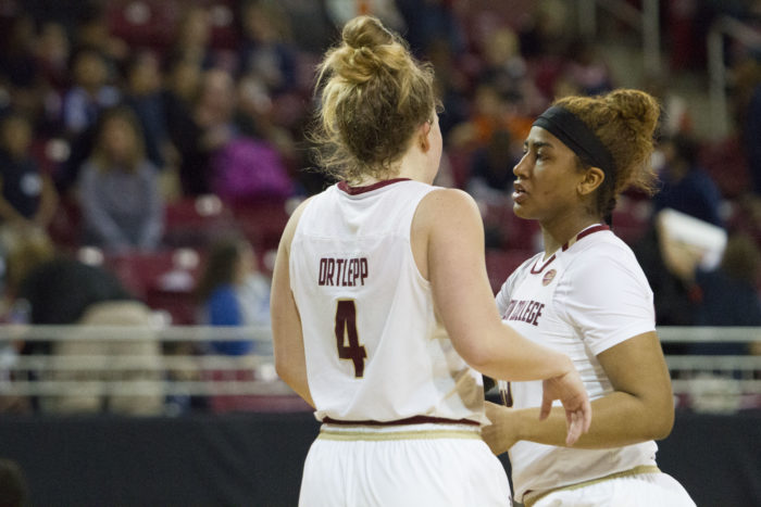 At BU, Shooting Woes Spell Doom for Women's Basketball