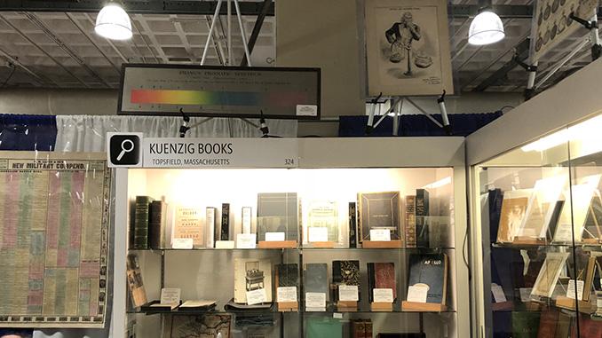International Antiquarian Book Fair Explores Frost, Thoreau