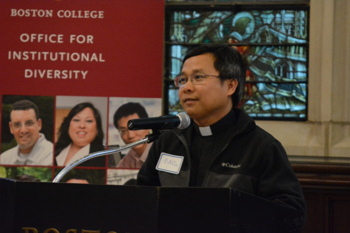 Panel Discusses Dwindling Jesuits in Society