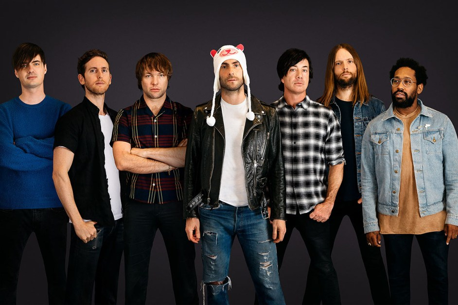 Maroon 5's 'Red Pill Blues' Lacks Direction, Originality