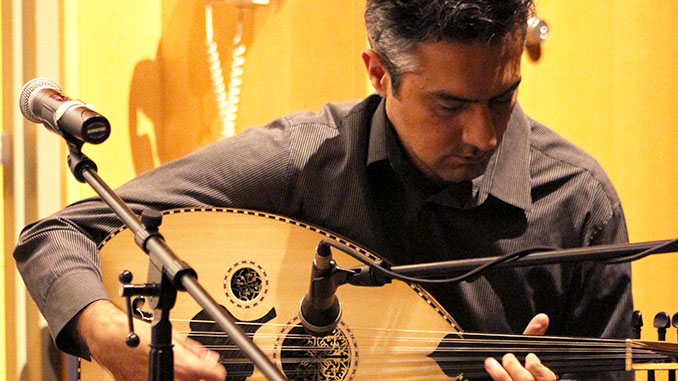 'Orkestra Marhaba' Exhibits Sound of Empire in Classical Turkish Concert