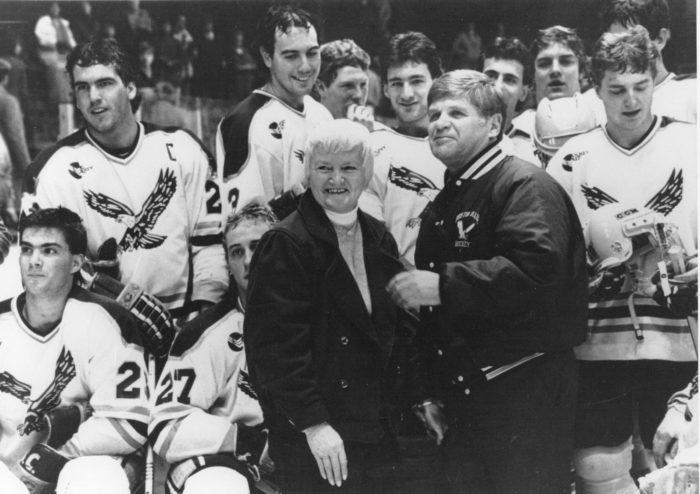 Hockey Great Len Ceglarski Passes Away