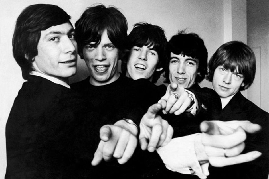The Rolling Stones Dust Off Radio Show-Era Records in 'On Air'