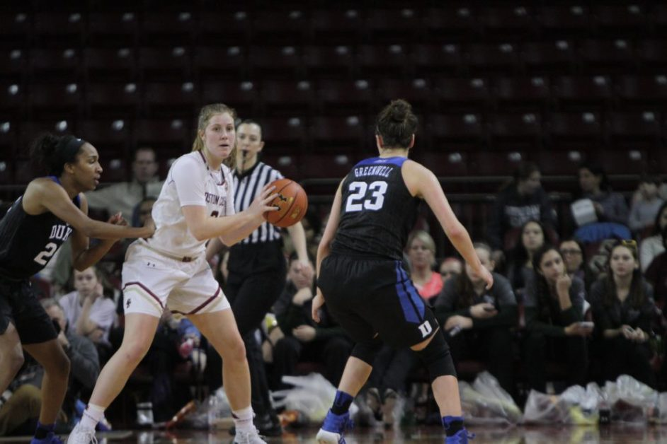 Duke's Defense Wreaks Havoc in Decisive Victory Over Eagles