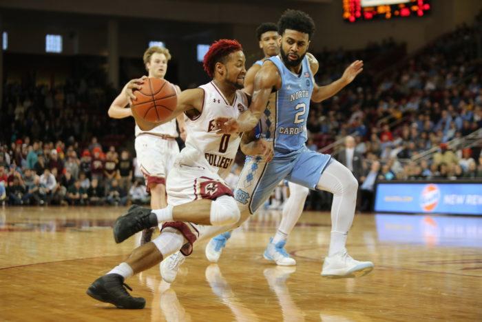 Previewing 2017-18 Men's Basketball: North Carolina