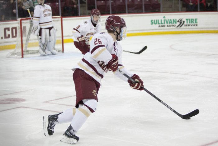 BC Ties Northern Michigan in Ice Vegas Invitational Consolation Game