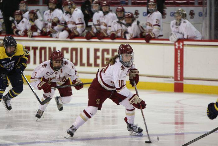 Hockey Sends Six Players to 2018 Winter Olympics