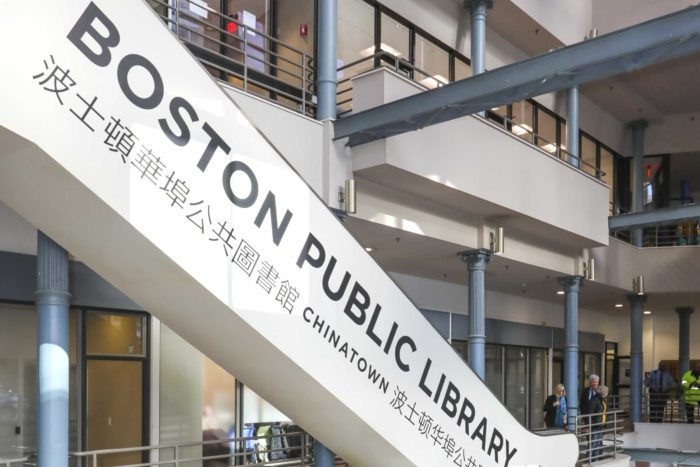 After 62 Years, Public Library Branch Returns to Chinatown