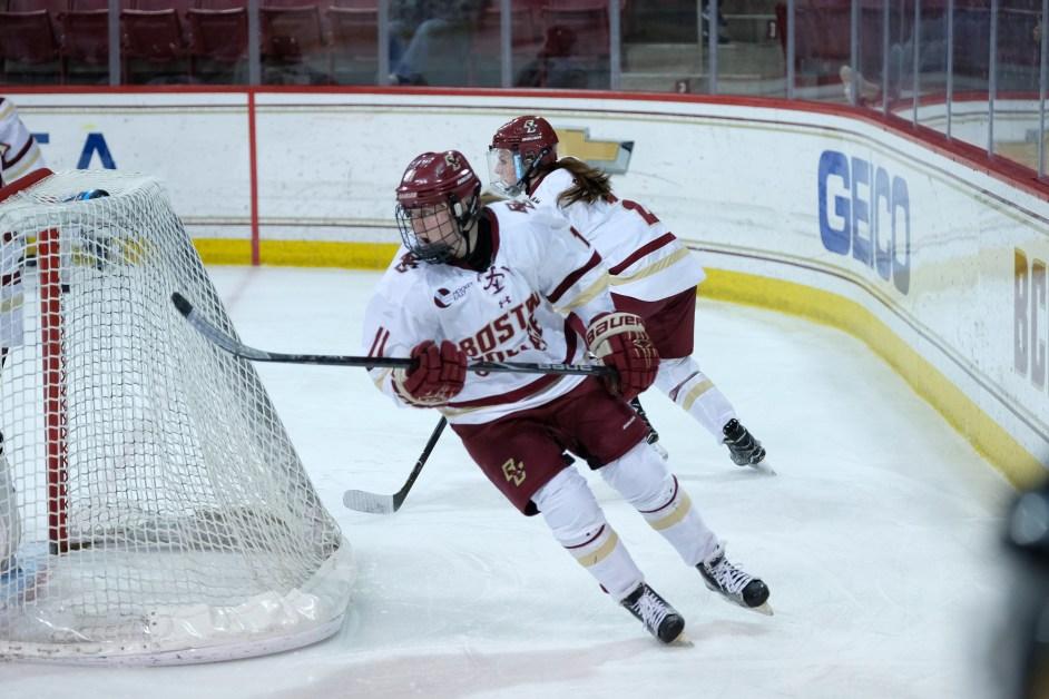 Beanpot Team Capsule: Boston College Women's Hockey