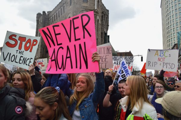 Students Lead Thousands to Protest Gun Violence in March for Our Lives