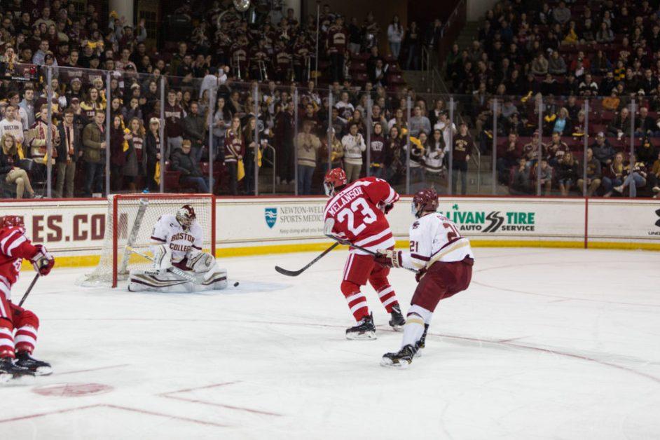 Previewing 2017-18 Men's Hockey: HEA Tournament Semifinals Vs. BU