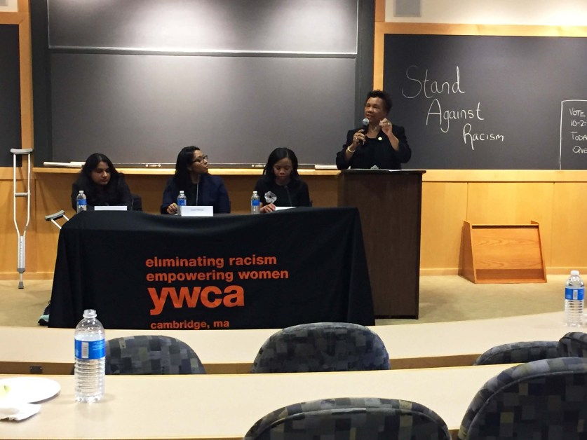 """""""Stand Up Against Racism"""" Sparks Timely Dialogue on Civic Engagement"""