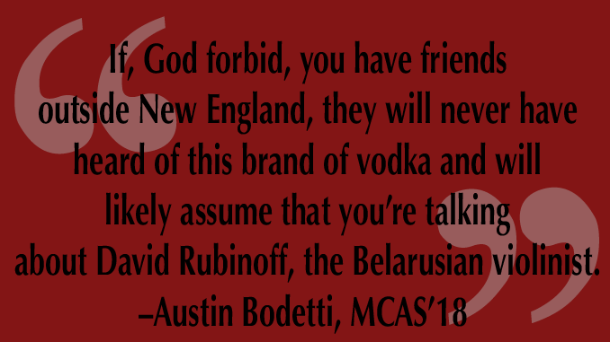 Where Does Rubinoff Come From?