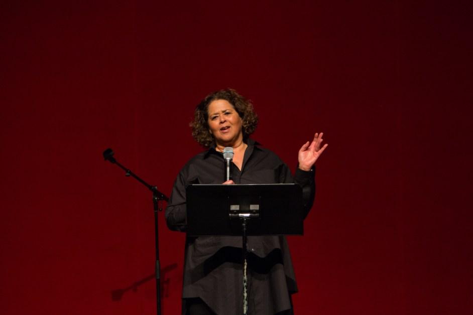 NYU Tisch Professor Performs Excerpts from Recent Play