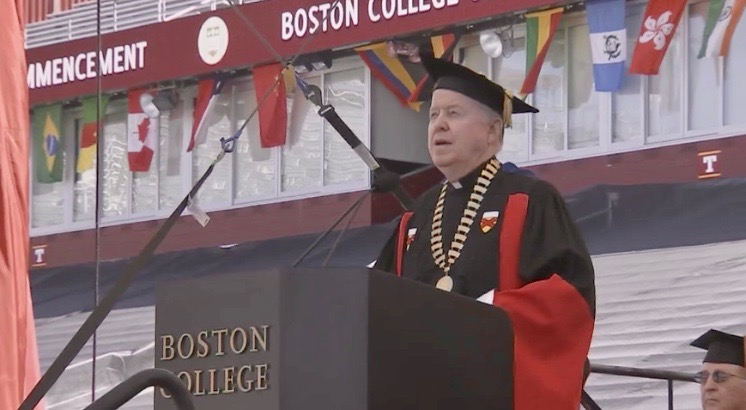 At 142nd Commencement Exercises, a New Beginning for Class of 2018