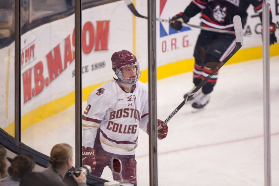 Florida Panthers Take Hutsko With 89th Overall Pick in NHL Entry Draft
