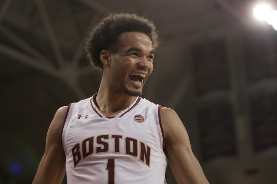 Robinson Selected by Clippers With 13th Overall Pick of NBA Draft