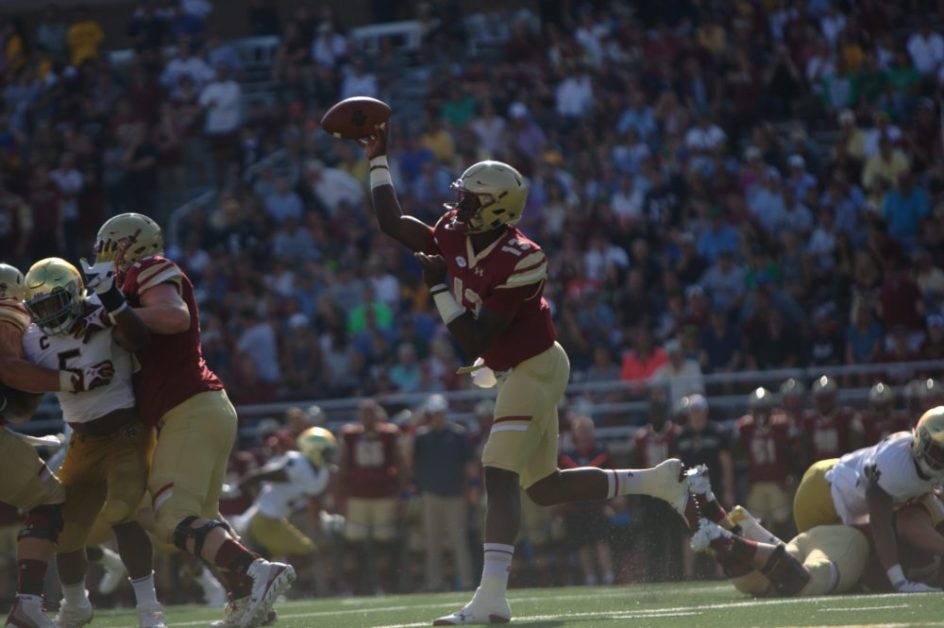 Heading Into Camp, Addazio's Eagles Are in Uncharted Territory