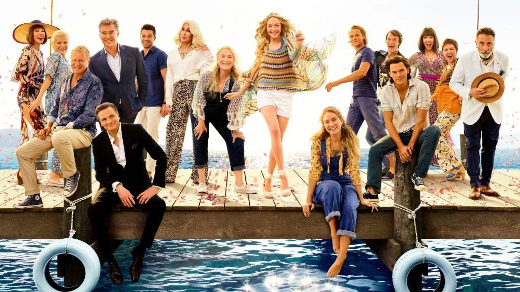 'Mamma Mia: Here We Go Again' Allows Fans to Reminisce on a Childhood Favorite