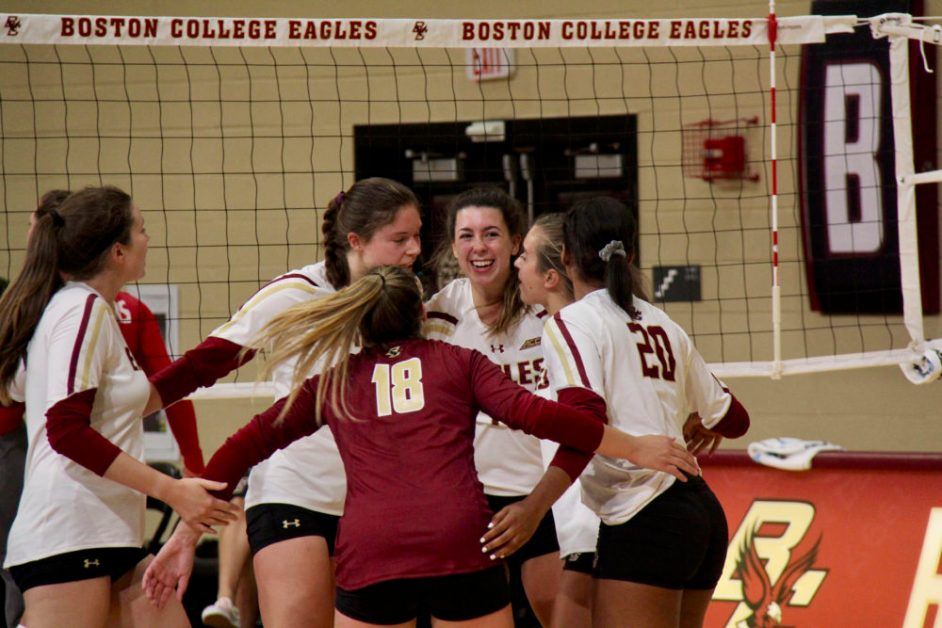 BC Rolls to Three-Game Sweep of Home Invitational