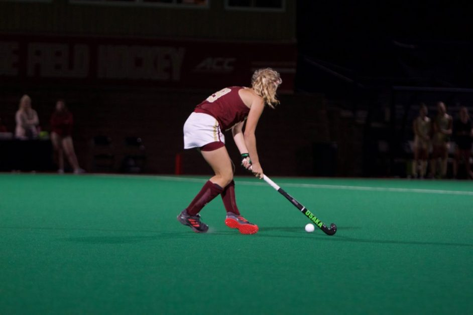BC Wraps Up Two-Game Road Trip With Win at Northeastern