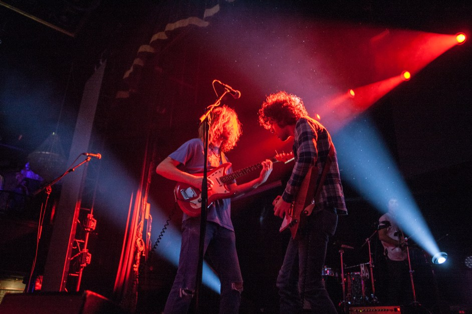 Car Seat Headrest Speeds through Sold-Out Royale Show