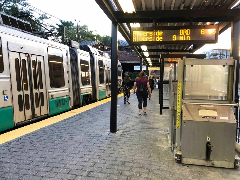 MBTA to Replace Signals, Lay New Track Along Newton's Green Line