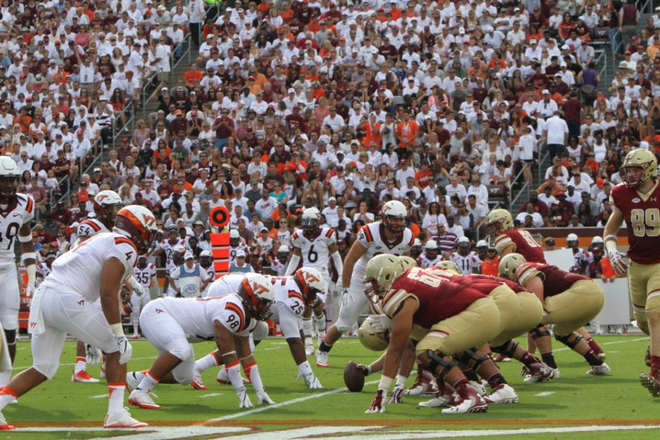 Heading into Lane Stadium, Eagles Look to Flip Their Crossover Rivalry Script