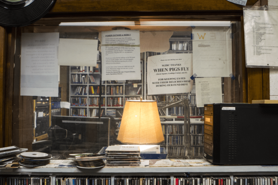 WZBC Launches $30K Fundraiser for Renovation