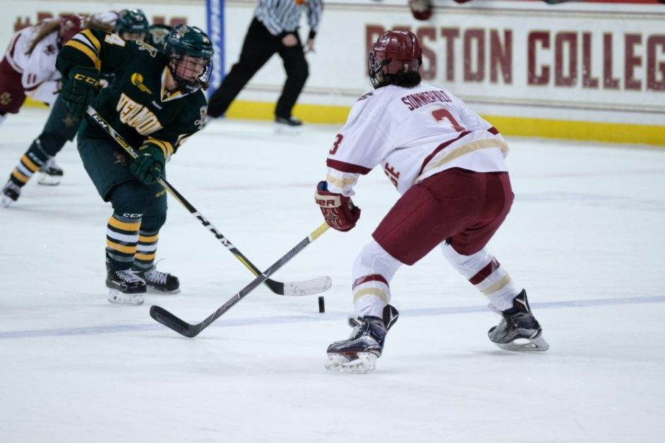 Previewing 2018-19 Women's Hockey: Vermont