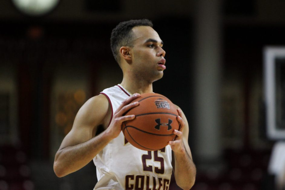 Go Figure: What Happened to BC's 3-Point Shot?