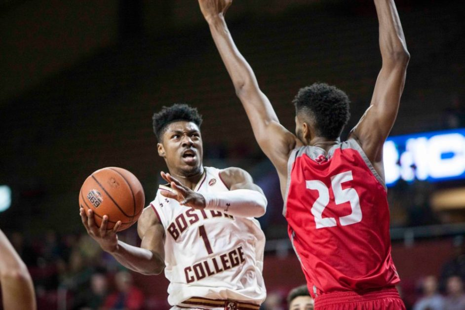 Notebook: BC Lets Another Weaker Opponent Hang Around in Win