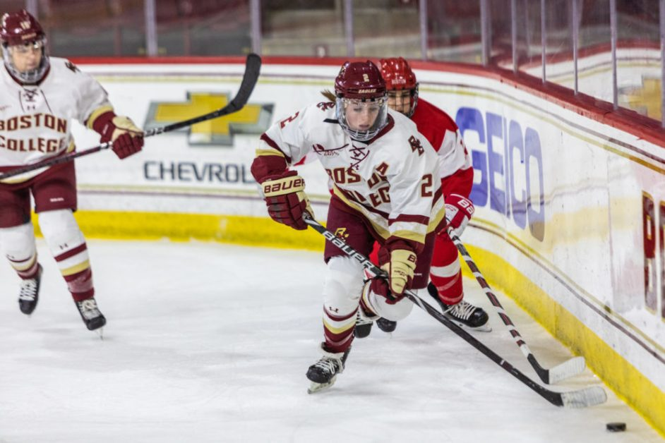 Previewing 2018-19 Women's Hockey: Holy Cross