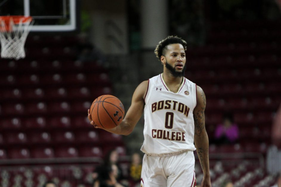 Bowman's First Half Explosion Carries BC to Win Over Wyoming