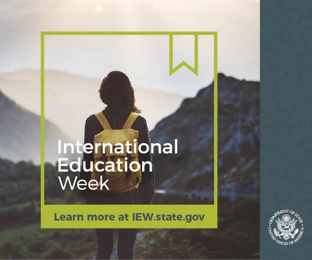 OIP, OISS Launch Ninth Annual International Education Week