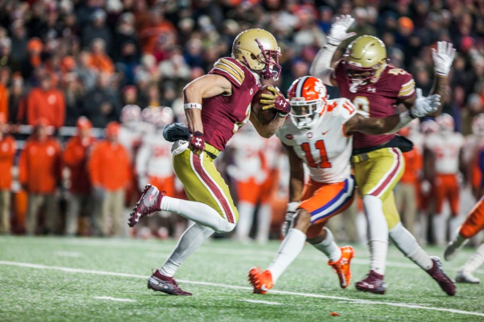 Notebook: Special Teams a Bright Spot in Eagles' Loss to Clemson
