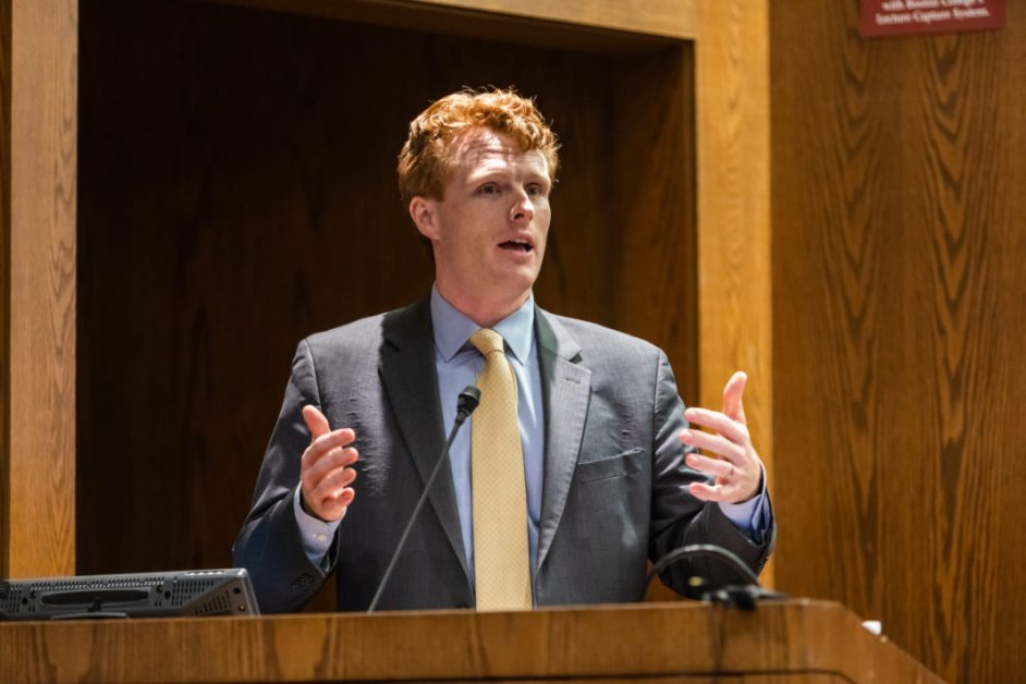 Kennedy Attends Launch of Housing Case Competition
