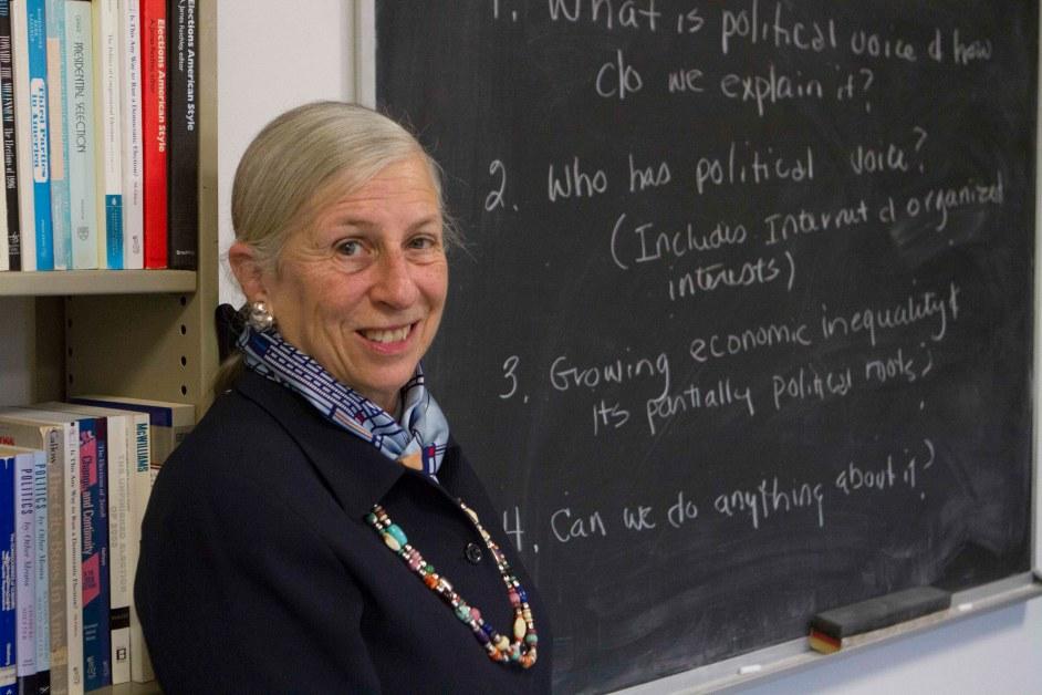 Schlozman Shakes Up Political Science Dept. Since '74