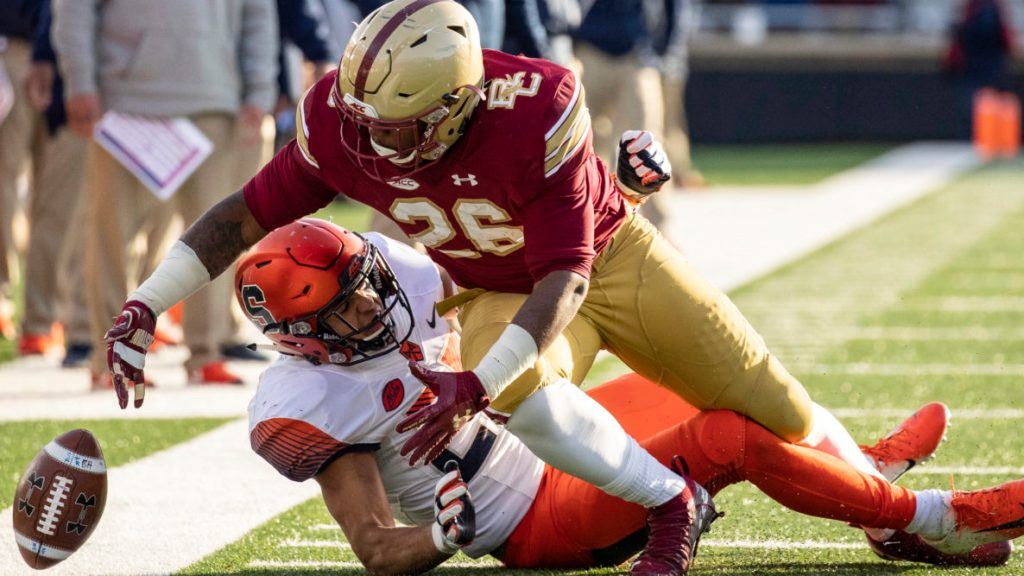 In Down Year for ACC, Eagles Fail to Capitalize and Falter Late
