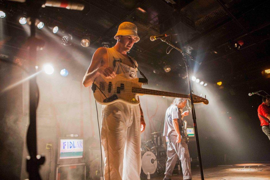 Growing Pains Pummel FIDLAR's 'Almost Free'