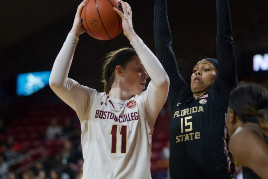 Florida State Outpaces BC, Rolls to Comfortable Win