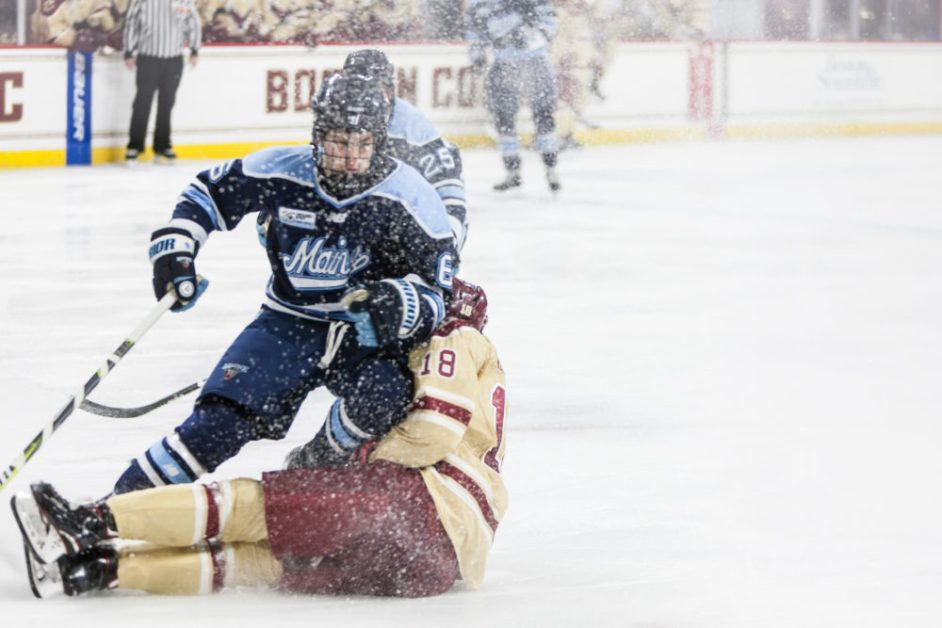 Eagles Inconsistent Season Continues With Deflating 7-2 Loss to Maine